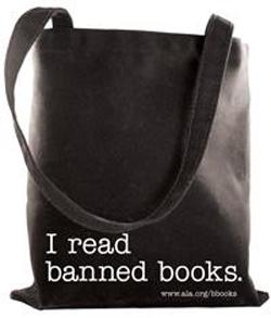 Banned books bag