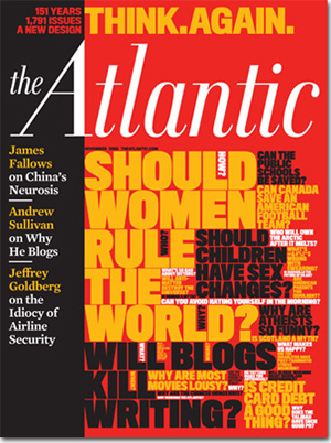 Atlantic redesign