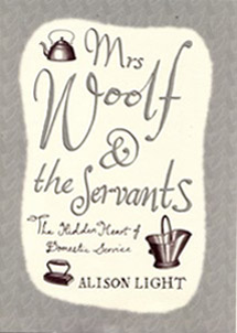 Woolf and the servants uk