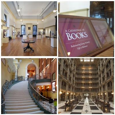 Peabody Library Mosaic