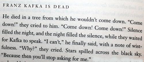 Kafka is dead