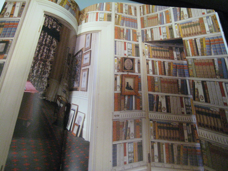 The Assumption Is That The Book Is A Focal Point Of Your Decor Even It S Image Creeps Into Spaces That Do Not Hold Actual Books As Seen In This Photo Of