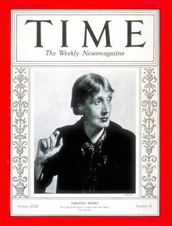 Woolf time cover