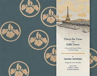 Thirty-Six-Views-of-the-Eiffel-Tower-Riviere-Henri-9780811876988