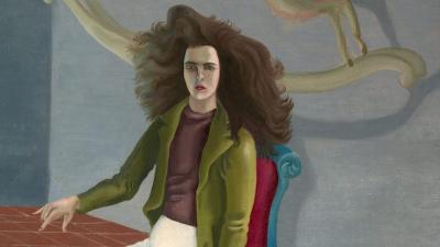 LeonoraCarrington-selfportrait