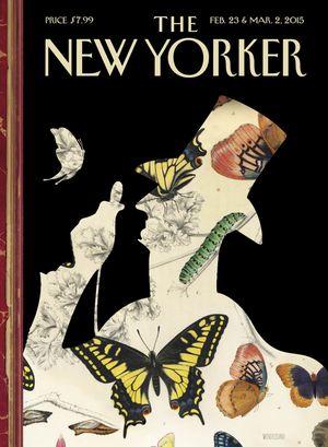 New Yorker Mendelsund